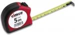 Рулетка 5м в красном корпусе, CIMCO, 210065